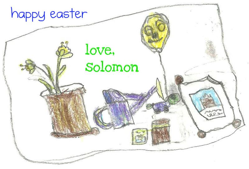 Eastersolomon